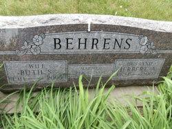 Ruth <i>Schale</i> Behrens