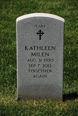 Kathleen Sandy <i>Sutton</i> Milen