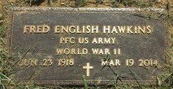 Fred English Hawkins