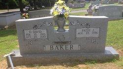 O David Hook Baker