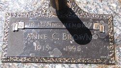 Rebecca Anne <i>Crakow</i> Brown