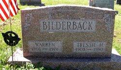Tressie <i>Over</i> Bilderback
