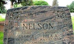 Lela Ann <i>Austin</i> Nelson