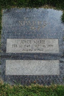 Joyce Marie Sparks