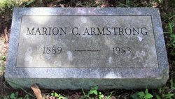 Marion C Armstrong
