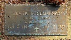 Elmer E Cummings