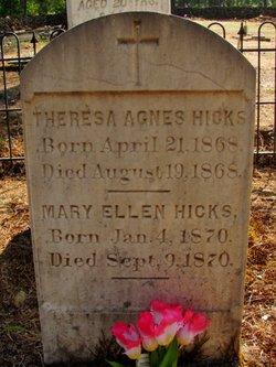 Theresa Agnes Hicks