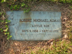 Robert Michael Adams
