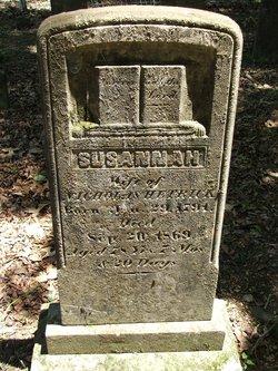 Susannah <i>Wertz</i> Hetrick