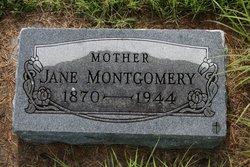 Elizabeth Jane <i>Cook</i> Montgomery