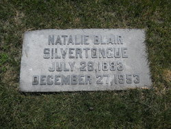 Natalie <i>Blair</i> Silvertongue