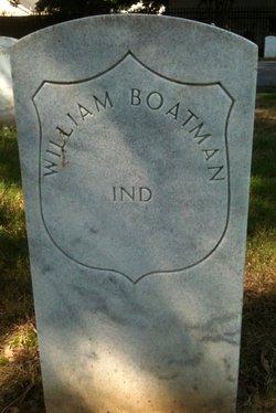 William Claudius Boatman