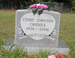 Cynthia Jane Criddle