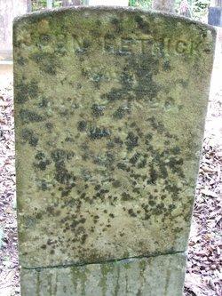 Johannes John Hetrick