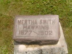 Mertha <i>Smith</i> Hawkins