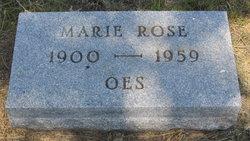 Mrs Marie Rose <i>Wagner</i> Srb
