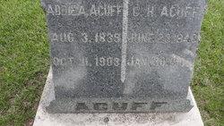 Addie A. <i>Rogers</i> Acuff