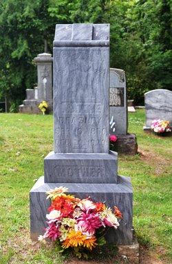 Martha Palestine Mattie <i>Leatherman</i> Beasley