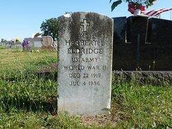 Rev Herbert Eldridge, Jr