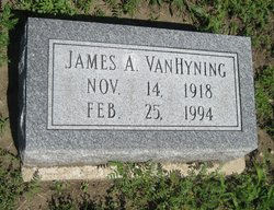 James A VanHyning