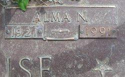 Alma <i>Nolt</i> Althouse