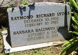 Barbara <i>Baldwin</i> Lyons