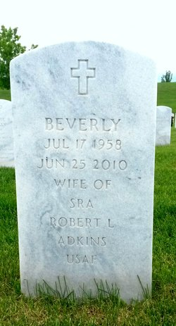 Beverly <i>Armstrong</i> Adkins