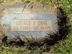 George Pharis Dine