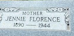 Jennie Florence <i>Newcomer</i> Brandenburg