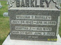 Martha Jane <i>Doran</i> Barkley