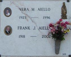 Vera M. <i>Romano</i> Aiello