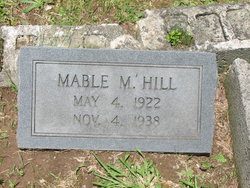 Mabel May Hill