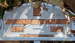 Goldie Helen <i>Reddell</i> Walker