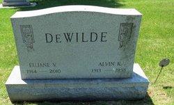 Alvin K. DeWilde
