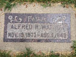 Alfred Robert Watson
