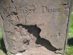 Henry Deming