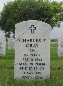 Charles Franklin Gray