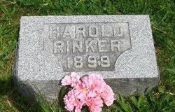 Harold Rinker