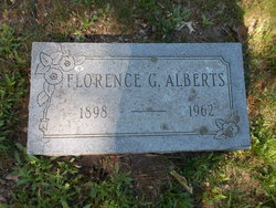 Florence G Alberts