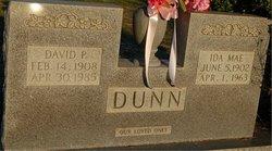 Ida Mae <i>McLamb</i> Dunn