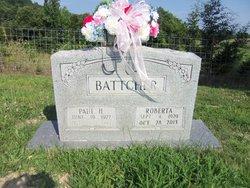 Margaret Roberta <i>Garrett</i> Battcher