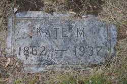 Kate M. <i>Burgess</i> Miner