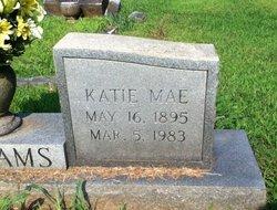 Katie Mae <i>Kines</i> Williams
