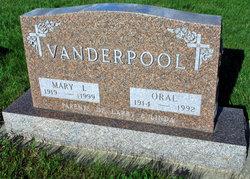 Oral Pete Vanderpool