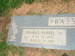 Thomas Ferrell Batson