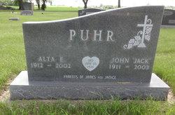 John Edward Jack Puhr