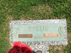 Mary E. <i>Williams</i> Morris