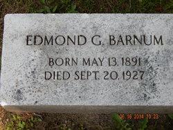 Edmond G. Barnum
