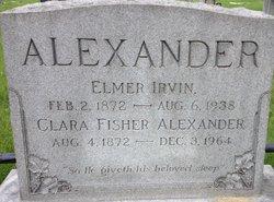 Elmer Irvin Alexander