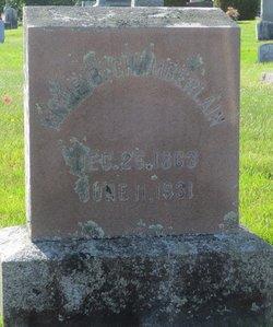 Annie B Chamberlain
